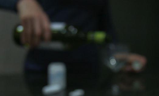 Peter Partnergeweld Drank